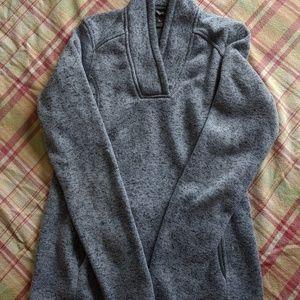 Eddie Bauer lavender sweater